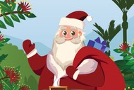 Image for event: Meet Santa at WestCity Waitakere