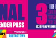 Final Weekender Event Pass Winter Pride '20