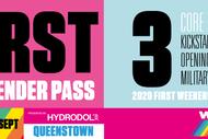 First Weekender Event Pass Winter Pride '20