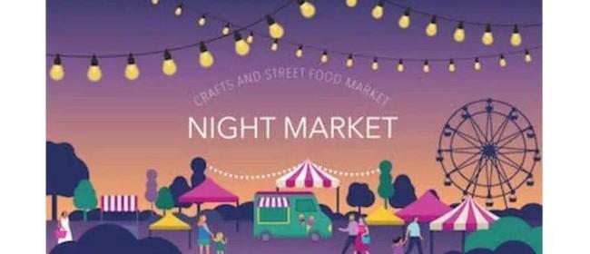 Crafts and Food Night Market