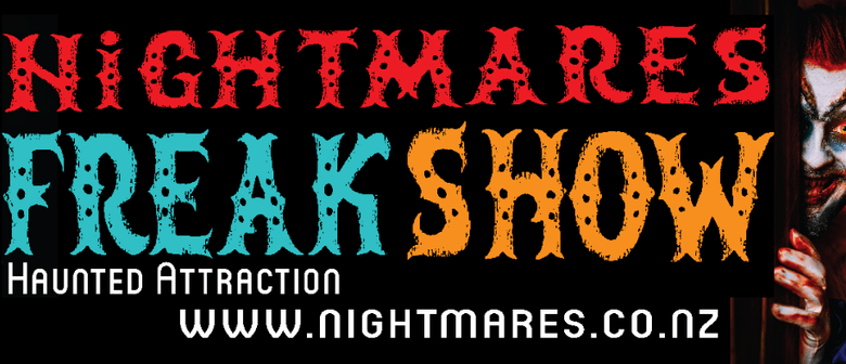 Freak Show at Nightmares Containment