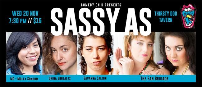 Sassy As