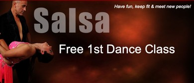 Salsa Beginner 101 Dance Courses