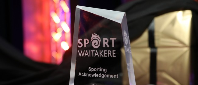 The Trusts Sport Waitakere Excellence Awards 2019