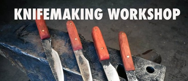 Beginners Knifemaking Workshop