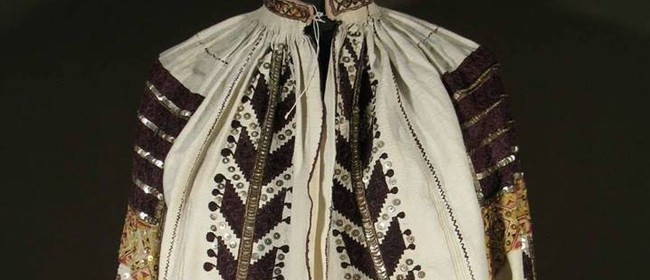 Traditional Romanian Folk Costume