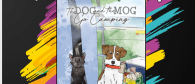 The Dog and The Mog Go Camping