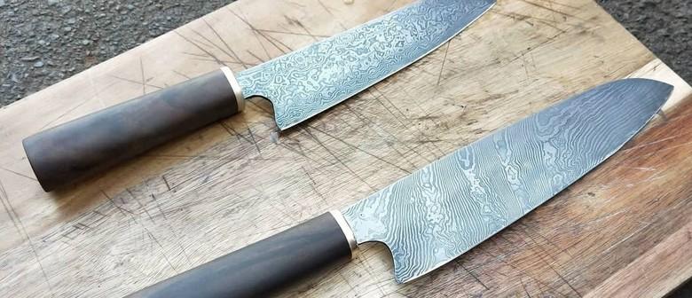 Damascus Knife Making Workshop