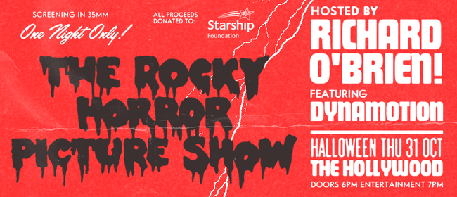 The Rocky Horror Picture Show with Richard O'Brien: SOLD OUT