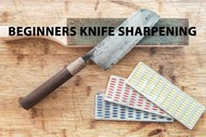 Beginners Knife Sharpening Class