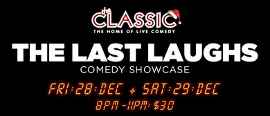 Last Laughs Summer Comedy Allstars