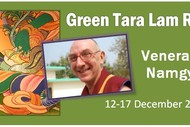 Image for event: Tara Lam Rim with Ven Lobsang Namgyel