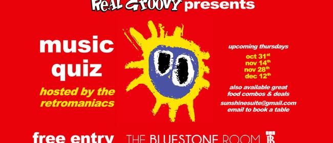 Retromaniacs Music Quiz