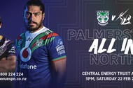 Vodafone Warriors vs Melbourne Storm