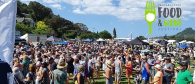 Tairua School Food & Wine Festival