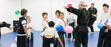 Kids Martial Arts (7–12 Years Old)