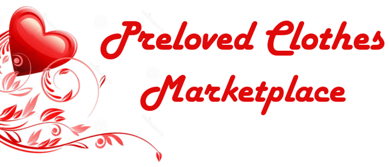 Preloved Clothes Marketplace