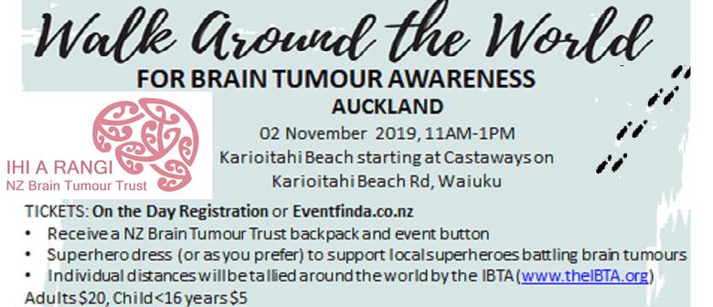 Walk Around the World for Brain Tumours
