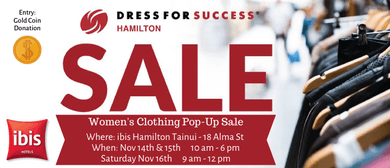 Dress for Success - Women's Clothing Sale