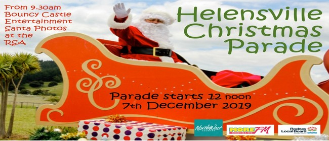 Helensville Christmas Parade