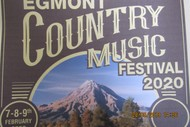 Image for event: Egmont Country Music Festival 2020