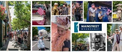 Mainstreet Caboodle - Whanganui Vintage Weekend