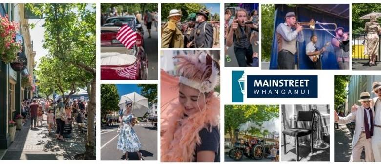 Mainstreet Caboodle - Whanganui Vintage Weekend