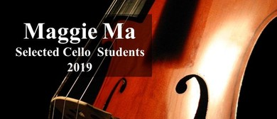Maggie Ma Selected Cello Students 2019