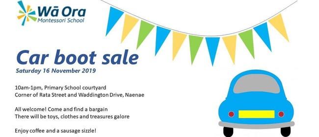 Wa Ora Car Boot Sale