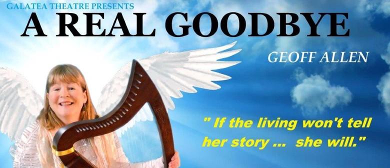 A Real Goodbye by Geoff Allen