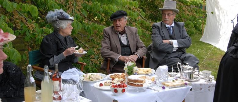 Crombie & Price Victorian Garden Party