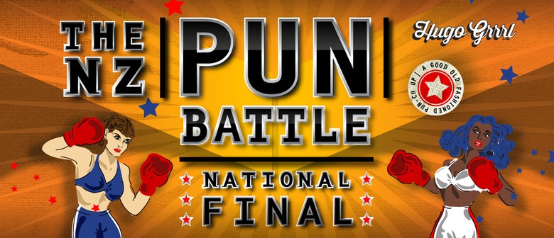 The NZ Pun Battle National Final!