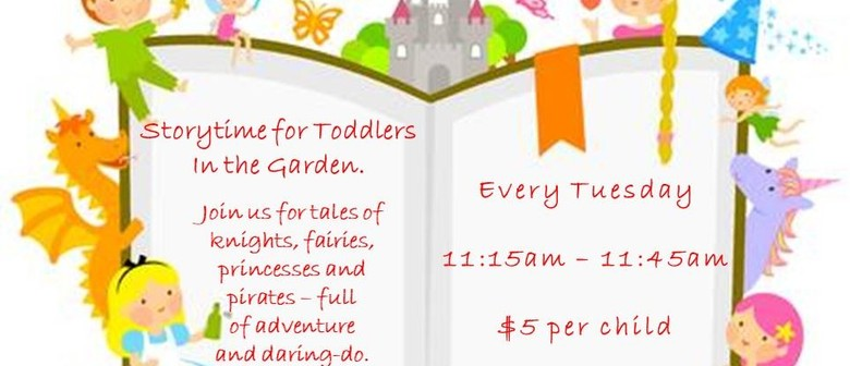 Storytime for Toddlers