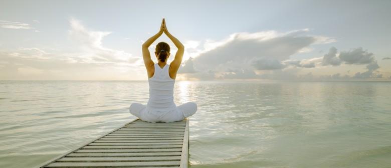 Relaxing Yoga