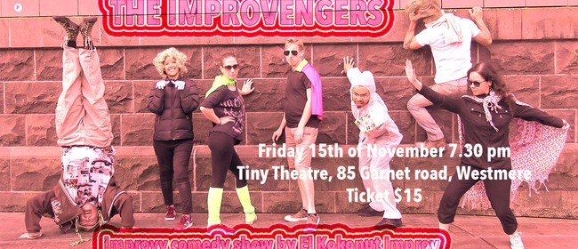 The Improvengers- Improv Comedy Show