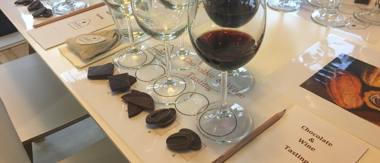 Wine & Chocolate Tasting Experience