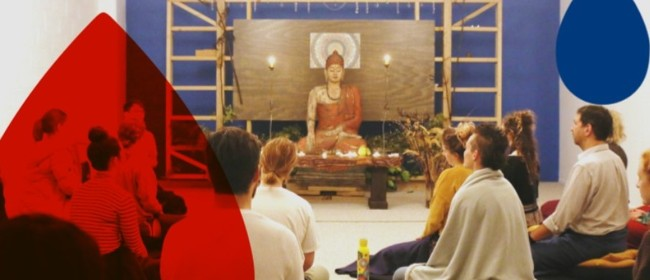 Buddhism With Meditation – Refresher/5-week Crash Course