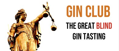 The Great Blind Gin Tasting