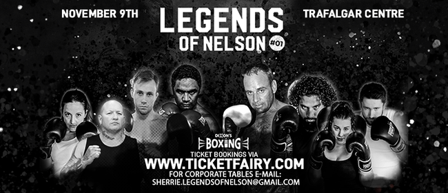 Legends of Nelson