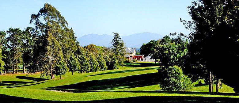 2020 NZ Golf Women's Autumn Foursomes