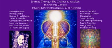 Awaken Psychic Centers: Intuitive & Psychic Developement