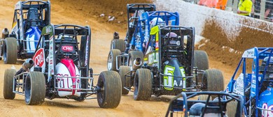 United Truck Parts Int. Midget Series  + NZ TQ Champs