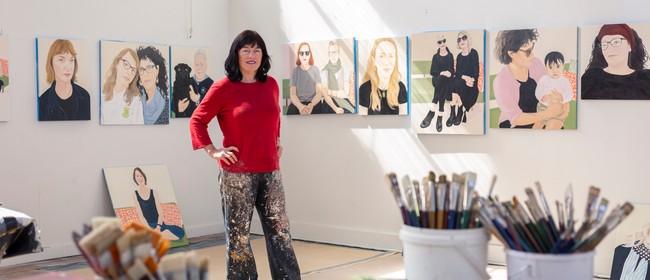 Art Fix: Julia Holden