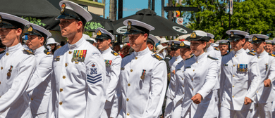 Royal New Zealand Navy Concert - ADF20