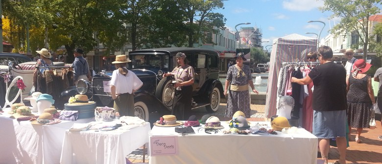 Hastings City Madness In the Mall - Art Deco Market - ADF20