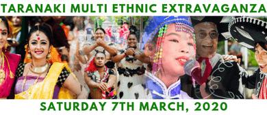 2020 Taranaki Multi Ethnic Extravaganza