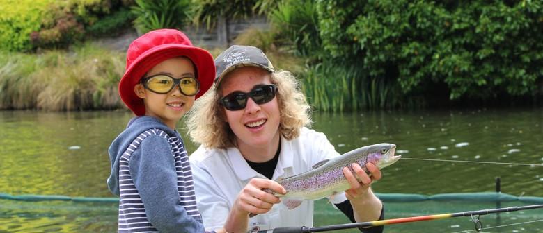 Manawatu Family Fishing Weekend
