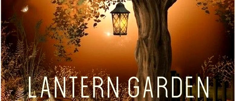 Halloween Lantern Garden