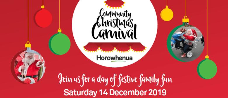 Horowhenua's Community Christmas Carnival