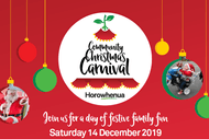 Image for event: Horowhenua's Community Christmas Carnival